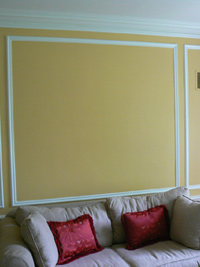 Residential and Commercial Wall covering and painting services.